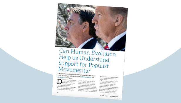 How Human Evolution Explains Support for Populist Leaders